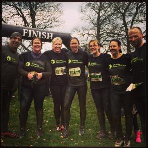 Team Mud Run